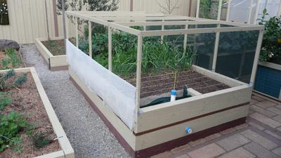 Wicking Worm Bed Setup in Melbourne Australia